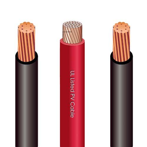 Resultado de imagen de cable solar